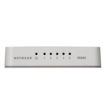 Switch 5 10/100 Platinum Case