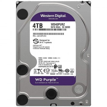 Disco Hdd Wd Purple 4Tb...