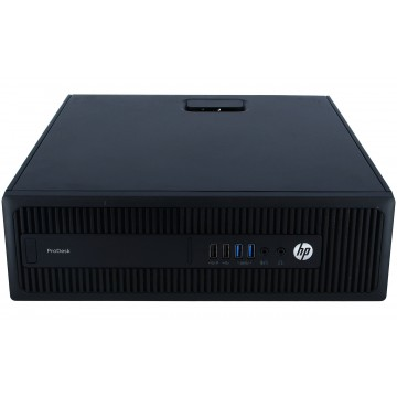 PC Desktop SFF HP 600 G2...