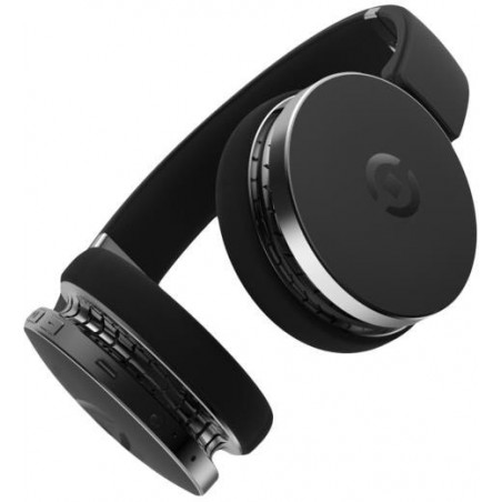 Cuffie Bluetooth Stereo Rosa