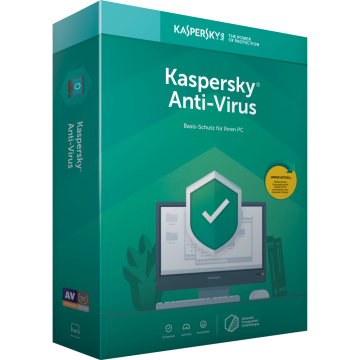Kaspersky Antivirus 2020...