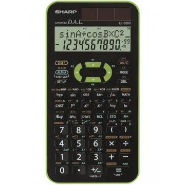 Sharp EL 520X calcolatrice...