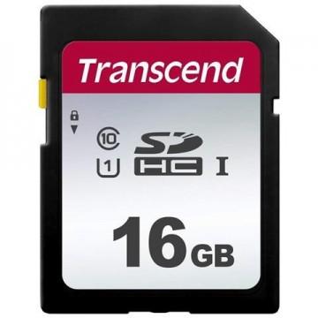 Transcend Sdhc 16Gb Uhs-i...