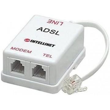 Filtro Adsl Con Plug
