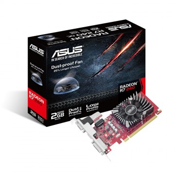 Scheda video ASUS Radeon R7...